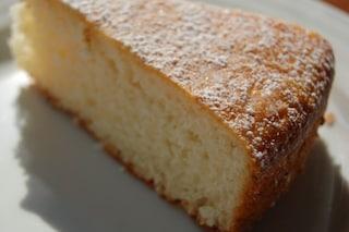 Torta margherita senza uova e burro