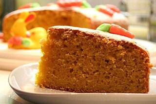 Torta Camilla: la ricetta soffice del dolce alle carote