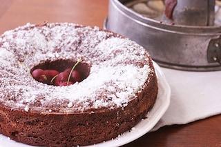 Ciambella al cioccolato soffice: ricetta facile e varianti