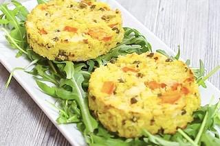 Polpette di miglio con verdure: la ricetta al forno