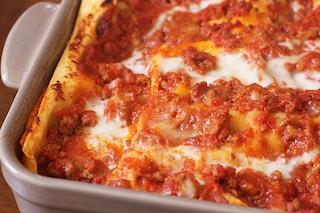 Lasagne alla bolognese: la ricetta originale e i segreti di preparazione