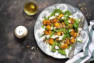Zucca al forno: la ricetta leggera e veloce