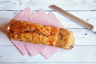 Plumcake salato: la ricetta per farlo soffice