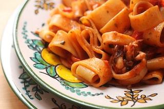 Calamarata: la ricetta originale napoletana