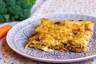 Lasagne vegane: la ricetta della classica pasta al forno vegan