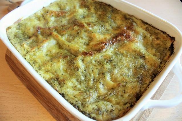 Lasagne Al Pesto La Ricetta Semplice Di Un Primo Ligure