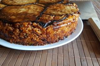 Timballo di riso: la ricetta originale siciliana