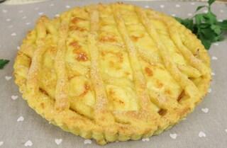 Crostata di patate: la ricetta per prepararla morbida e golosa