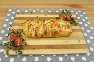 Salmone in crosta: la ricetta veloce da preparare