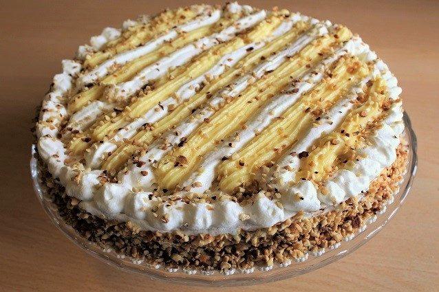 Torta Chantilly La Ricetta Classica Per Le Feste Di Compleanno