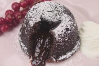 Tortino al cioccolato dal cuore morbido: la ricetta golosa