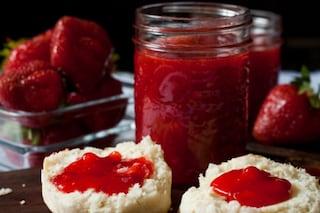 Marmellata di fragole: ricetta per la confettura della nonna