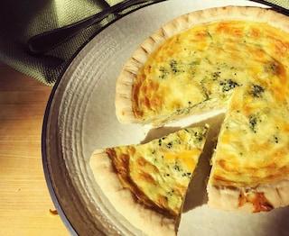 Quiche di piselli con pancetta: la ricetta gustosa e facile da preparare