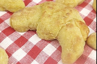 Cornetti di patate e zucca: la ricetta per prepararli soffici e golosi