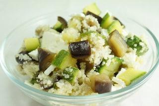 Cous cous alle verdure: la ricetta facile del piatto vegetariano
