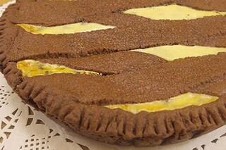 Crostata al cacao: il dolce goloso con ricotta e cioccolato