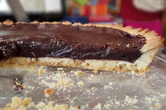 05a60b9939 Crostata al cioccolato: la ricetta infallibile