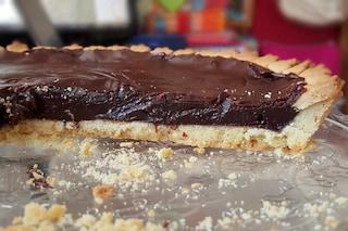 Crostata al cioccolato: la ricetta infallibile