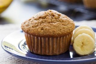 Muffin alla banana: ricetta del dolce soffice e gustoso