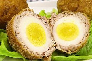 Scotch eggs: la ricetta dell'antipasto scozzese ricco e gustoso