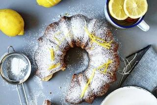 Ciambella al limone: la ricetta per prepararla soffice e profumata in poco tempo