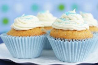 Cupcake alla vaniglia: la ricetta originale dei dolcetti americani