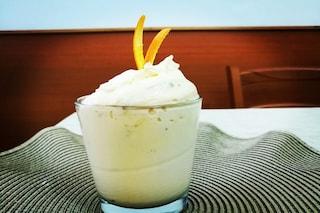 Mousse all'arancia: ricetta del dolce al cucchiaio agli agrumi