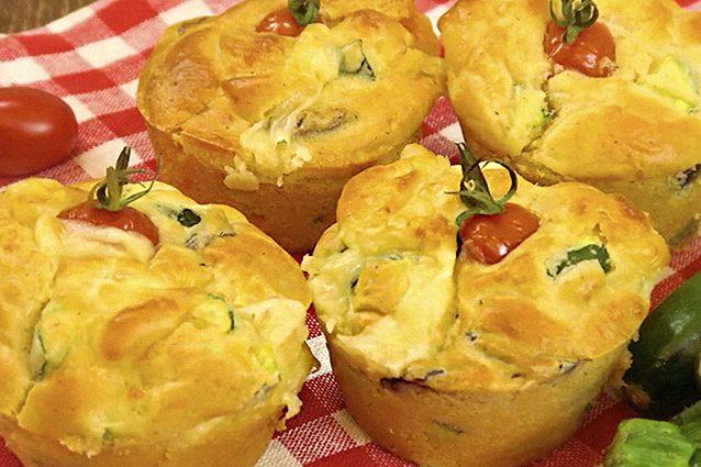 Muffin salati: la ricetta per prepararli in poco tempo con tante farciture  diverse