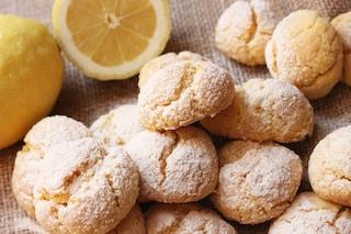 Biscotti al limone: la ricetta per farli morbidi