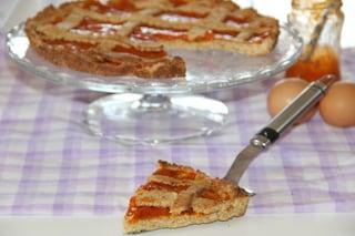 Crostata integrale: la ricetta di un dolce ricco di fibre dal sapore unico