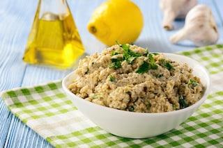 Melitzanosalata: la ricetta della salsa di melanzane greca