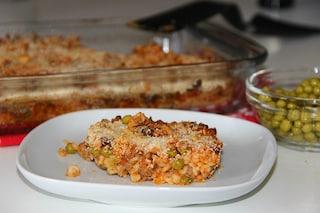 Anelletti al forno: la ricetta del timballo fatto con gli anelli siciliani