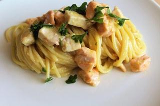 Carbonara di mare: la ricetta del primo piatto cremoso