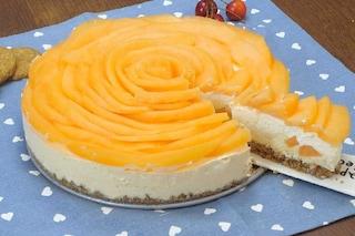 Cheesecake al melone: la ricetta del dolce fresco e facile da realizzare