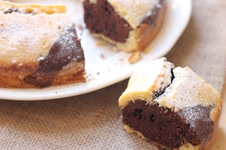 Ciambella marmorizzata: la ricetta del dolce soffice per la colazione
