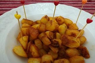 Patatas Bravas: la ricetta originale spagnola