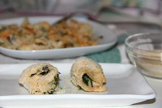 Involtini di platessa gratinati: la ricetta di un secondo piatto raffinato e delicato