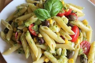 Pasta fredda con zucchine: la ricetta sfiziosa da provare