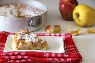 Torta con rose di mele: la ricetta semplice ed elegante