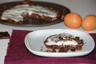 Torta fredda al cioccolato: la ricetta di un dessert estivo veloce da preparare