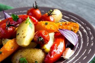 Verdure al forno: la ricetta del contorno leggero e i consigli per non fare errori