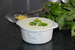 Maionese senza uova: la ricetta della salsa vegana delicata