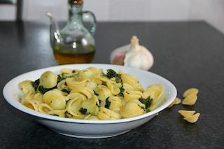Orecchiette con le cime di rapa: la ricetta del primo pugliese