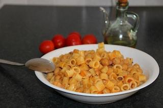 Pasta e ceci: la ricetta semplice del primo piatto genuino