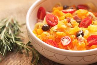 Tagliatelle con zucca e pancetta: la ricetta autunnale