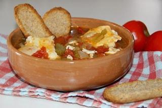 Acquacotta: la ricetta originale della zuppa della bassa maremma