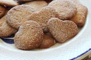 Biscotti al burro: la ricetta per farli morbidi