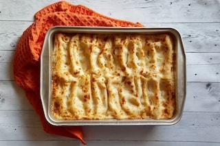 Cannelloni zucca e ricotta: la ricetta per farli in casa