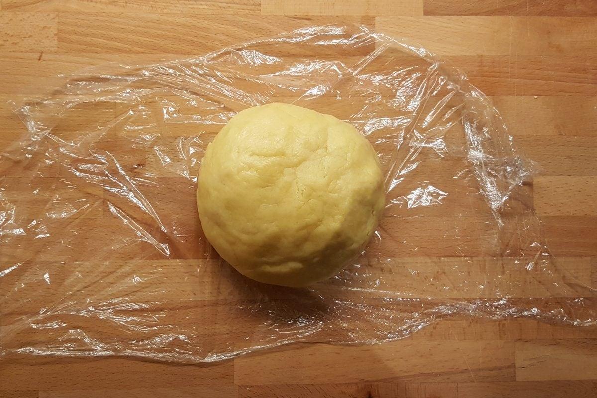 crostata mascarpone frolla