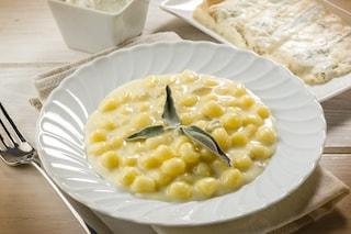 Gnocchi al gorgonzola: la ricetta del primo piatto cremoso e ricco di gusto